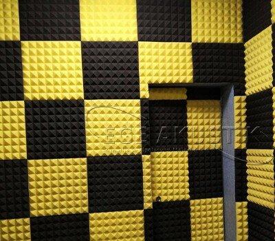 Akustik Piramit Ses Yalıtım Süngeri