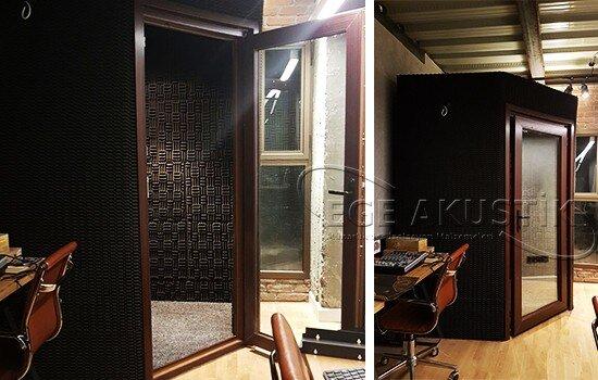 Akustik Stüdyo Kabini