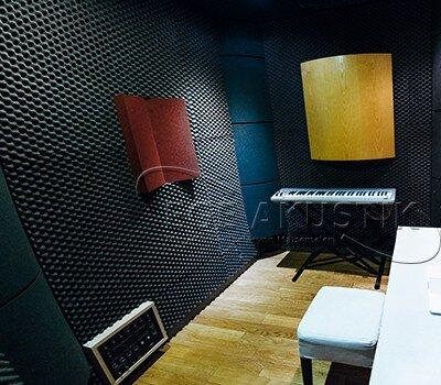 Akustik Sünger Ses İzolasyonu