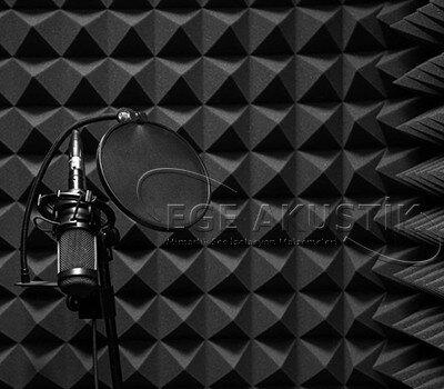 Akustik Sünger Ses Yalıtımı