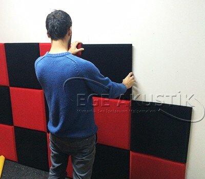 Akustik Süngerler Nasıl Uygulanır ?